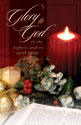 Standard Christmas Bulletin: Glory to God… - Luke 2:14