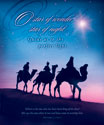 Standard Christmas Bulletin: O star of wonder, star of night… - Matt 2:2 (NIV)