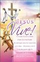 Standard Spanish Easter Bulletin: Jesus! Vive!