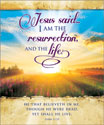 Premium Easter Bulletin: Jesus Said