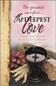 Standard Communion Bulletin: Deepest Love