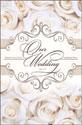 Standard Wedding Bulletin: Our Wedding Day