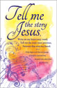 Standard Music Bulletin - Tell me the story Jesus