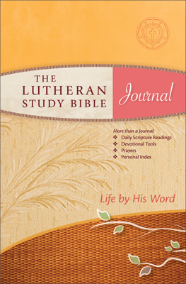 The Lutheran Study Bible Journal- Women's Edition