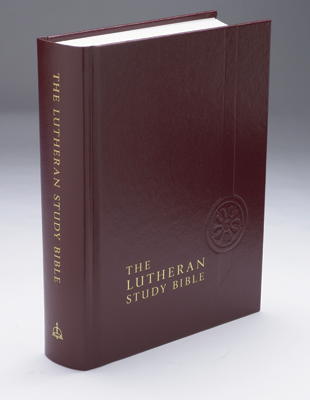 The lutheran study bible hardback fandeluxe Images