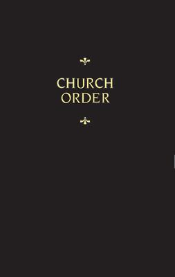 Chemnitzs works volume 9 church order fandeluxe Images