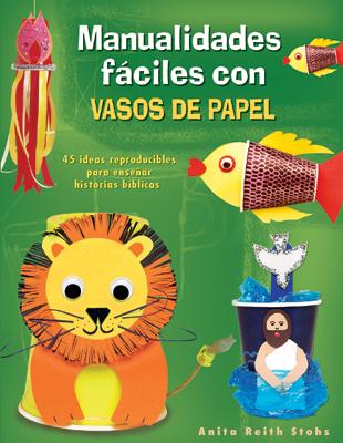 Manualidades f ciles con vasos de papel praise god with - Manualidades con vasos ...