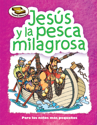 Tesoros bblicos jess y la pesca milagrosa bible treasures jesus tesoros bblicos jess y la pesca milagrosa bible treasures jesus and the miraculous catch fandeluxe Gallery