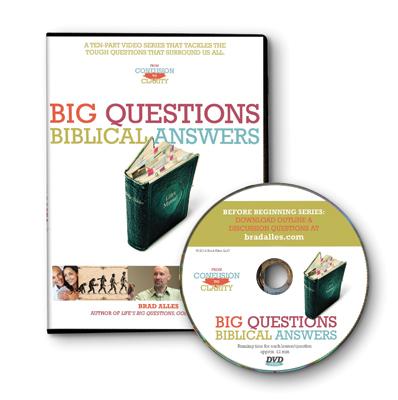 Big Questions Biblical Answers - DVD