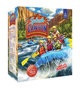 Splash Canyon Starter Kit - VBS 2018