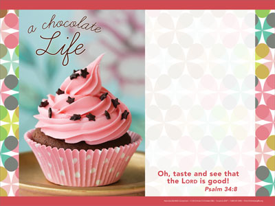 A chocolate life powerpoint template downloadable toneelgroepblik Image collections