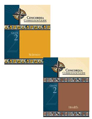 concordia curriculum guide grade 1 health Manual