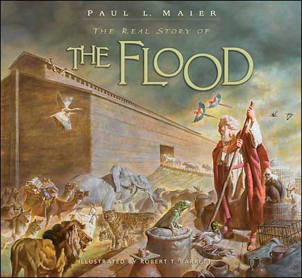 The Real Story of the Flood