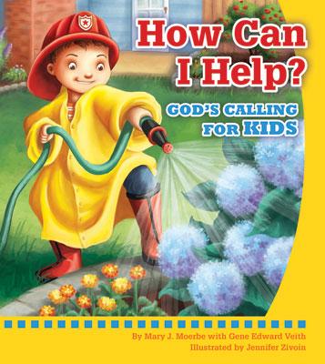 How Can I Help? God's Calling for Kids - Mini Book