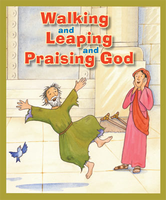 Walking And Leaping And Praising God Big Book
