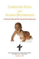 Christian Faith & Human Beginnings - CTCR