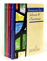 Selections from Concordia Pulpit Resources - Sermon Book Set
