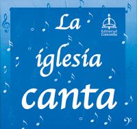 La iglesia canta CD (The Church Sings CD)