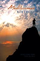 Meditaciones bíblicas,  Devociones para todo el año (Biblical Meditations, Devotions for the Entire Year)