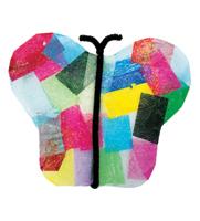 Campeones de la fe: Mariposa de papel -  Paquete de 36 (Champions of Faith: Educraft® Colorlite Butterfly - Pack of 36)