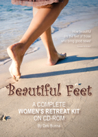 Beautiful Feet Retreat Kit (CD-ROM)