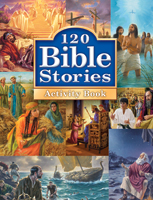 120 Bible Stories Activity Book