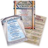 Lutheran Poster Set