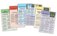 Small Catechism Posters (Set of 6)