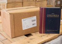 Concordia: The Lutheran Confessions - A Readers Edition of the Book of Concord - 2nd Ed (Case of 8)