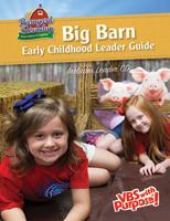 Big Barn Early Childhood Guide (CD) - VBS 2016