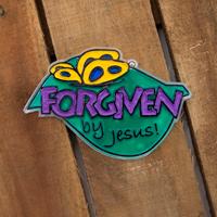Forgiven Suncatcher (Craft, Pack of 12) - VBS 2016