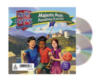 Majestic Music Passalong CD & DVD - VBS 2017