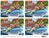 Otter Come to VBS Postcards - VBS 2018