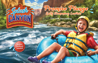 Promise Plunge Early Elementary Leaflets - VBS 2018
