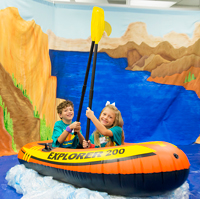 Explorer 200 Inflatable Boat (2 Person) - VBS 2018