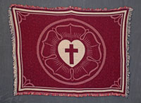 Luther's Rose Afghan