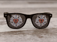 Luther's Rose Sunglasses