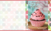 "A Chocolate Life Bulletin 8.5"" x 14"" (Downloadable)"