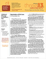 A Chocolate Life Children's Message (Downloadable)