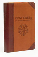 Concordia: The Lutheran Confessions - Deluxe Pocket Edition