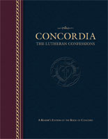 Concordia: The Lutheran Confessions - Paperback Edition