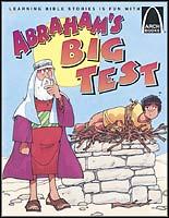 Abraham's Big Test Arch Book