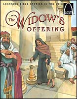 the widows offering arch book