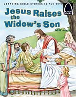 Jesus Raises the Widow's Son - Arch Books