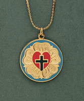 Luther's Rose Necklace
