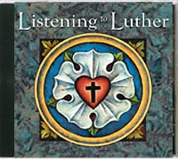 Listening to Luther CD