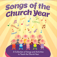 Songs of the Church Year CD