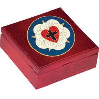 Luther Rose Keepsake Box