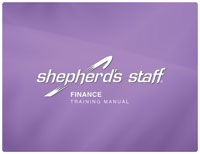 Shepherd's Staff Training Manual - Finance