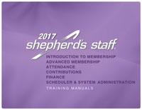 Shepherd's Staff Training Manuals (Complete Set of 6)